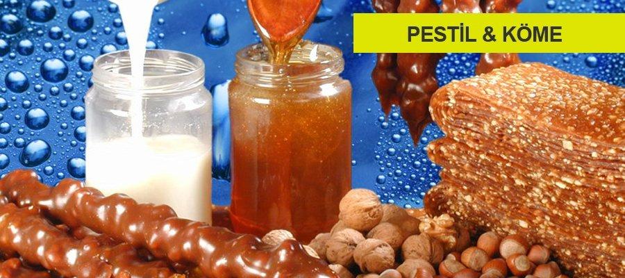Pestil & K�me 0553 261 60 67 i�ecekler kahve hurma kuru meyve